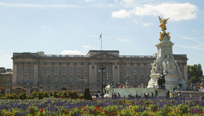 BuckinghamPalace from 123f
